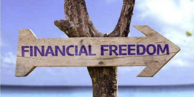 I am financially free affirmations
